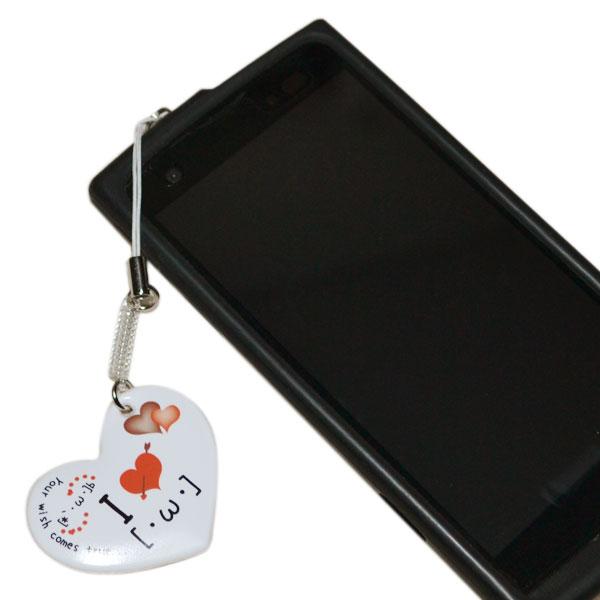 ろぼたん恋のお守りスマホ&携帯クリーナー